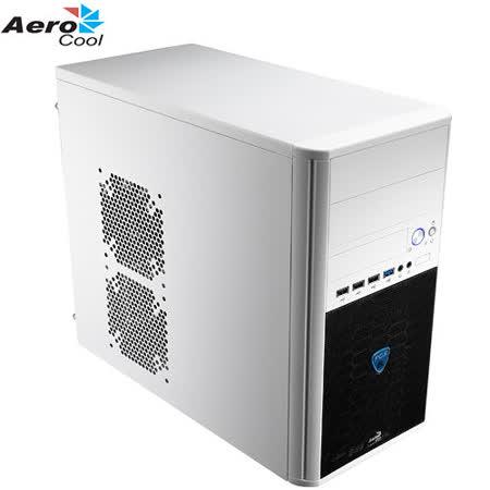 AeroCool Qs-200 Lite White 2大 電腦機殼