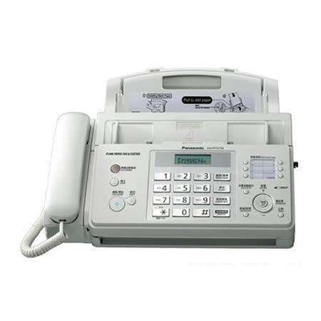 Panasonic KX-FP711/KX-FP711TW 普通紙轉寫式傳真機~超大按鍵【松下公司貨】