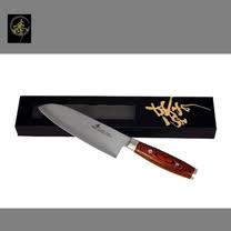 料理刀具 三合鋼系列-萬用刀(木柄)  〔臻〕高級廚具
