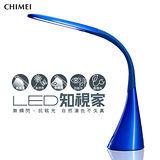 【CHIMEI奇美】第二代LED知視家護眼檯燈(深藍色)(CE6-10B2-86T-T0)