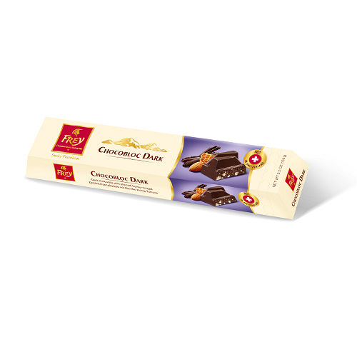 FREY .飛瑞爾~杏仁蜂蜜乳加黑巧克力100g