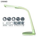 【CHIMEI奇美】第三代LED知視家護眼檯燈(綠色)(CE6-10C1-B6T-T0)