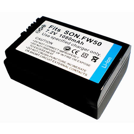 SONY NP-FW50 專用電池 1080mAh