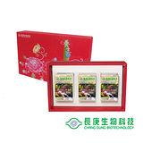 【長庚生技】COQ10&紅景天禮盒(60粒/3瓶)