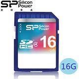 廣穎 SiliconPower 16GB SDHC Class4 記憶卡