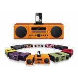 福利品【YAMAHA】MCR-042 CD床頭音響 音源包括iPod, iPhone和iPad 公司貨