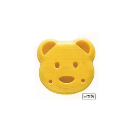 日本IMOTANI吐司壓模(可愛熊臉)