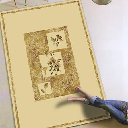 【范登伯格】比提人造絲毯系列-花賞(160X230)