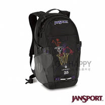 Jansport 25L 15吋舒適電腦後背包(黑色)