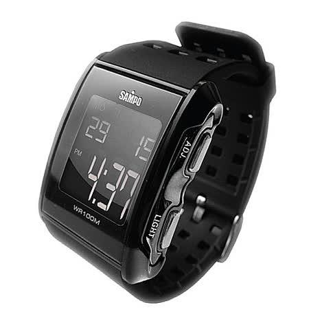 聲寶尊爵時尚錶 (PY-Z1002WL)