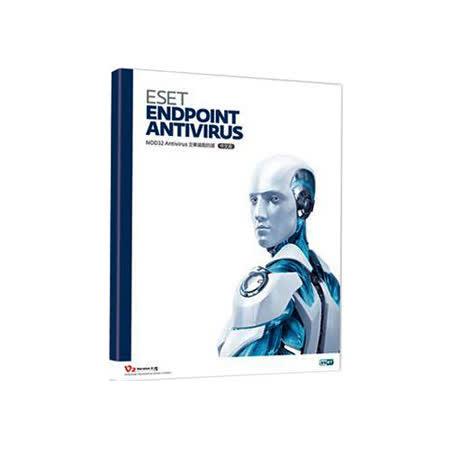 ESET Endpoint Antivirus 5 企業版含中央控管-三年10用戶授權【加贈SAMPO濾水壺】