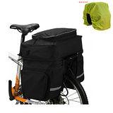 PUSH!自行車用品 環島專業型 2包合一馬鞍袋 馬鞍包 背包 (附2贈品)