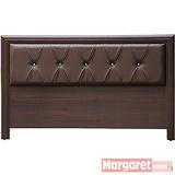 Margaret-五星級靠墊雙人5尺床頭片(2色可選)