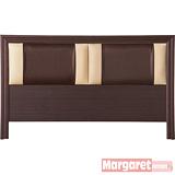 Margaret-爵士混搭雙人5尺床頭片(2色可選)