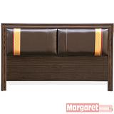 Margaret-艾麗斯混色雙人5尺床頭片(4色可選)