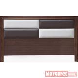 Margaret-威利混搭雙人5尺床頭片(2色可選)