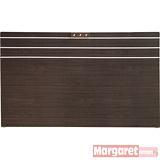 Margaret-三星級雙人5尺床頭片(2色可選)