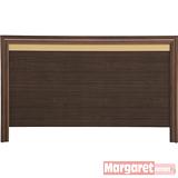 Margaret-簡約羅拉雙人5尺床頭片(4色可選)