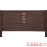Margaret-簡約階梯雙人5尺床頭片(4色可選)