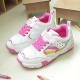 日本瞬足機能運動鞋★通學競速款-7601WP-中大童