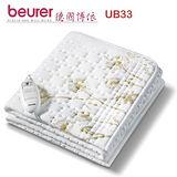 【beurer德國博依】床墊型電毯-單人長效型(UB33)