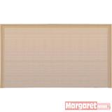 Margaret-火箭木心板雙人5尺床頭片(4色可選)
