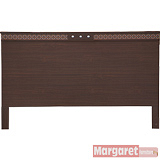 Margaret-簡約線條雙人5尺床頭片(2色可選)
