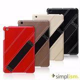 Simplism iPad mini專用 手持型皮革保護殼組