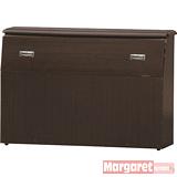Margaret-加強型噴漆雙人5尺床頭箱(4色可選)