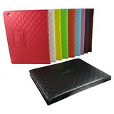L39菱形款New iPad平板保護皮套