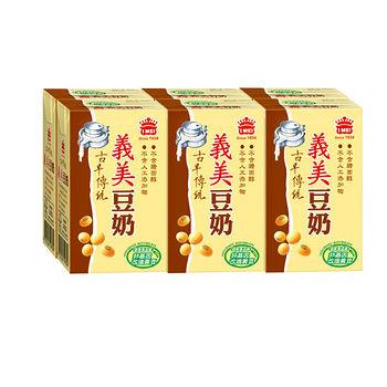 義美古早傳統豆奶250ml*6入