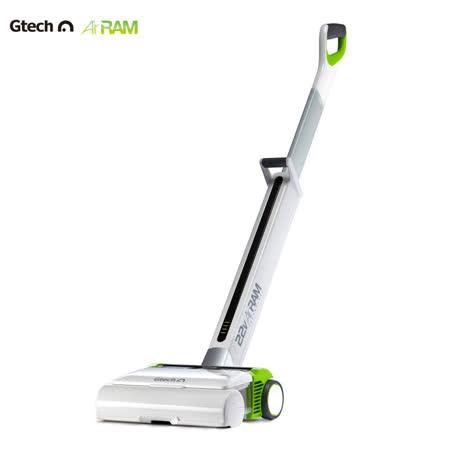 英國 Gtech AirRam 長效無線吸力不衰弱吸塵器(時尚白)