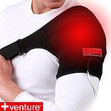 @美國設計,主體台灣製造@+VENTURE  家用肩部熱敷墊(KB-1240)