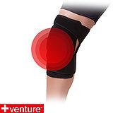 @美國設計,主體台灣製造@+VENTURE  家用膝關節熱敷墊(KB-1280)