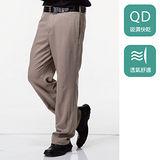 【EverSmile】男款經典彈性西裝褲