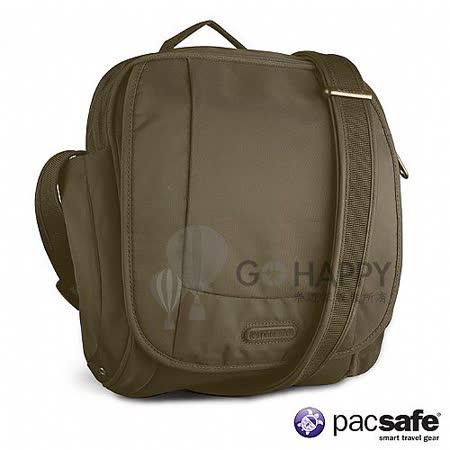 Pacsafe 7L METROSAFE200GII防盜側背包(叢林綠)