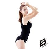 GLANZ 格藍絲 320丹魅力女王-極塑美型纖腰平腹美臀連身塑衣