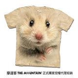 『摩達客』(預購)美國進口【The Mountain】自然純棉系列 倉鼠臉 設計T恤