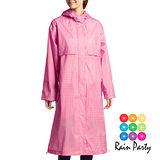 【RainParty】日本 『機車族』 雨/風衣系列   粉彩點點_桃紅色