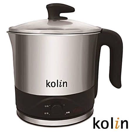 歌林Kolin-多功能不鏽鋼單柄美食鍋(KPK-MN003)