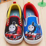 【童鞋城堡】湯瑪士限量版童趣彩繪室內休閒鞋{台灣製造}TH86091