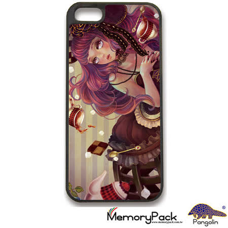 Pangolin穿山甲 Phone Case For I5 手機殼-甜蜜蜜 10531