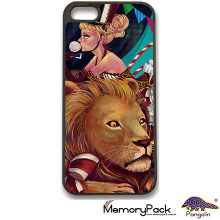 Pangolin穿山甲 Phone Case For I5 手機殼-美女與野獸10548