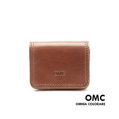 OMC ~ 韓國原皮魅力真皮款輕便式隨身小腰包