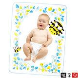 【拉孚兒 Naforye】滴水不漏嬰兒防水尿墊-蜜蜂
