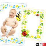 【拉孚兒 Naforye】滴水不漏嬰兒防水尿墊-瓢蟲