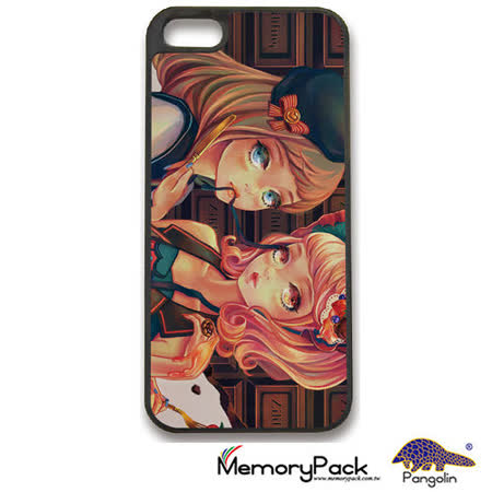 Pangolin穿山甲 Phone Case For I5 手機殼-巧克力少女10609