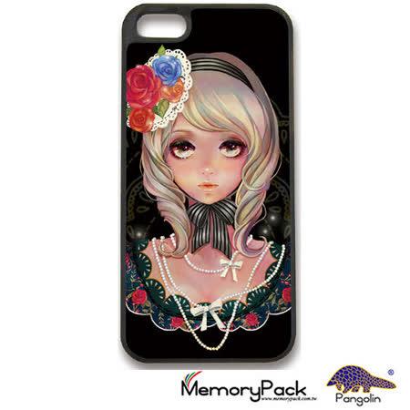 Pangolin穿山甲 Phone Case For I5 手機殼-五彩玫瑰10647