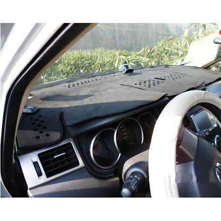 麂皮儀表板避光墊MITSUBISHI(三菱)COLT、FORTIS、SAVRIN等汽車加大專用型