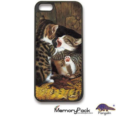 Pangolin穿山甲 Phone Case For I5 手機殼-愛玩的虎斑貓10944